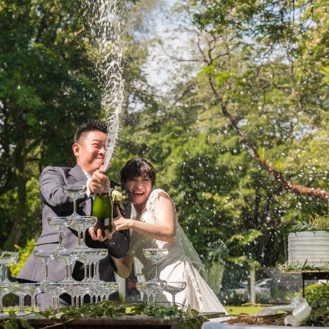 Wedding Ceremony Party